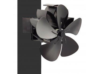 ventilátor krbový na kouřovod