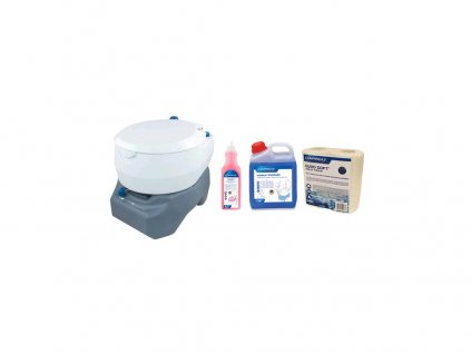 toaleta chem.PORTABLE COMBO, 20l