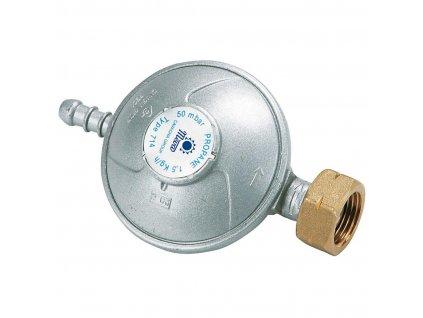 "regulátor tlaku 50mbar, trn, matice W21,8"" LH  NP01034"