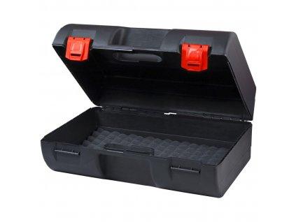 "kufr na vrtačku 16"" PREMIUM 400x180x320mm"