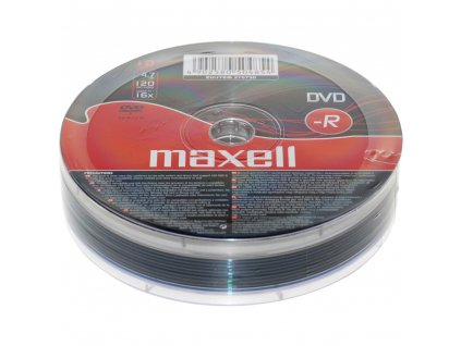 DVD-R 4,7GB 16x 10SH 275730 MAXELL