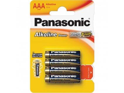 LR03 4BP AAA Alk Power alk PANASONIC