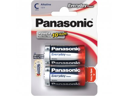 LR14 2BP C Ev Power alk PANASONIC