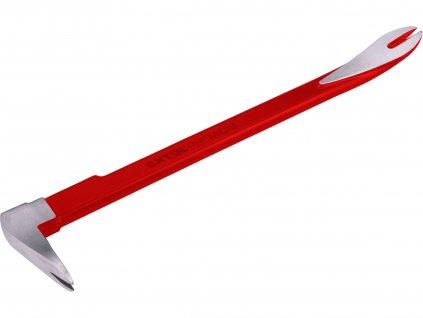 EXTOL PREMIUM 8846073 vytahovač hřebíků-páčidlo , 300mm, kované