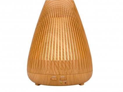 Nature7 569610 aroma difuzér BEAM - PAPRSEK, osvěžovač a zvlhčovač vzduchu, imitace světlého dřeva
