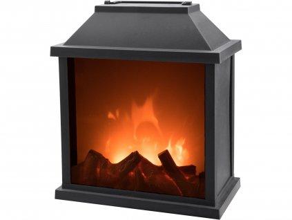 EXTOL LIGHT 43401 krb s plápolajícím ohněm LED 21G0