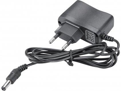 FORTUM 4780212N nabíječka, pro 4,2V Li-ion baterie 100-240V/500mA koncovka pr.5,4mm