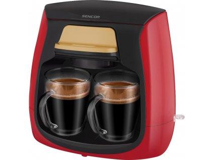 SCE 2101RD kávovar SENCOR