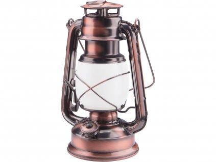 EXTOL LIGHT 43403 petrolejka LED, bílé světlo/plamen 21G0