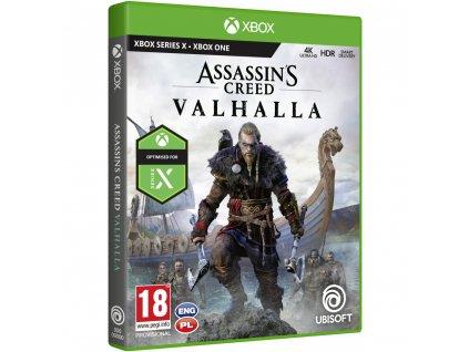 Assassins Creed Valhalla hra XONE