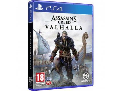 Assassins Creed Valhalla hra PS4