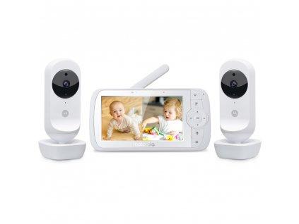 EASE 35 2kamery dětská chůvi. MOTOROLA