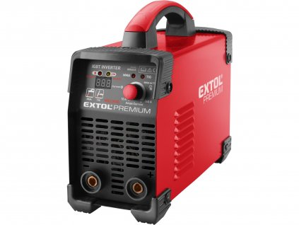 EXTOL PREMIUM 8896025 invertor svařovací 160A