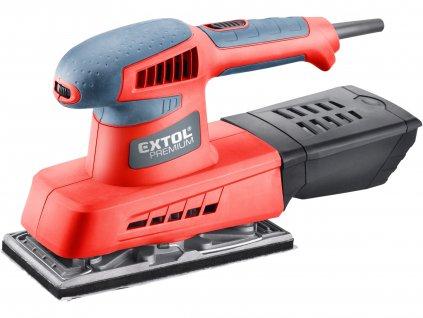 EXTOL PREMIUM 8894003 bruska vibrační, 200W