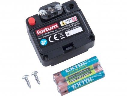 FORTUM 4770840A laser přídavný, k řezačkám 4770840/41/42