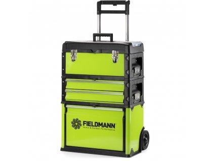 FDN 4150 Kovový box na nářadí FIELDMANN     11e99
