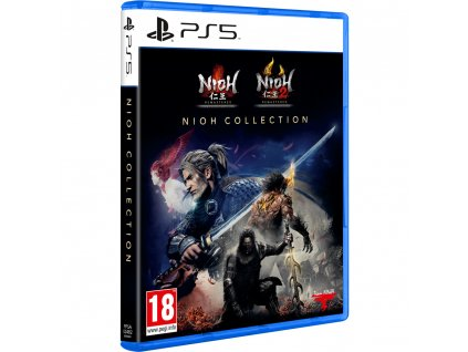 Nioh Collection hra PS5