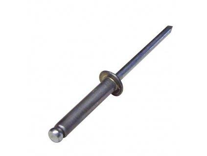 Nýt trhací 4.8x16 mm Al/ST (100ks)