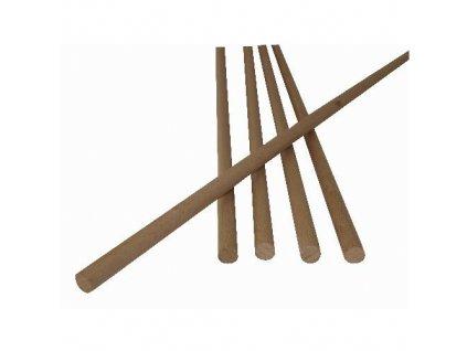 Hmoždinka hladká 16mm dřev.     (5ks=4bm)