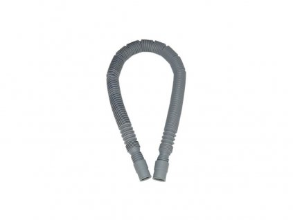 Hadice pračk. odpadní 60-200cm přímá