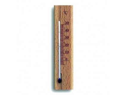 Teploměr pokojový 15cm dřev. HN 12.1032.05