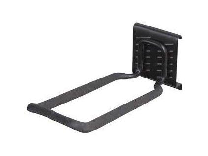 Hák dvojitý uzavřený 9x10x24cm BlackHook závěs.systém G21