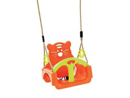 Marimex Play Houpačka závěsná Trix - oranžová