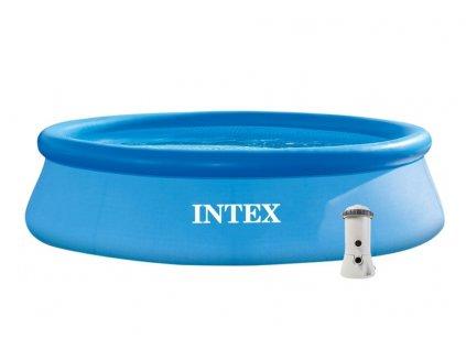 Bazén Tampa 4,57x1,22 m + KF 3,8 vč. přísl. - Intex 28168