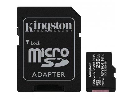 MicroSDXC SDCS2/256GB UHS-I v2 KINGSTON
