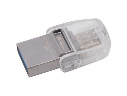 USB FD DTDUO3C/64GB USB/USB-C KINGSTON