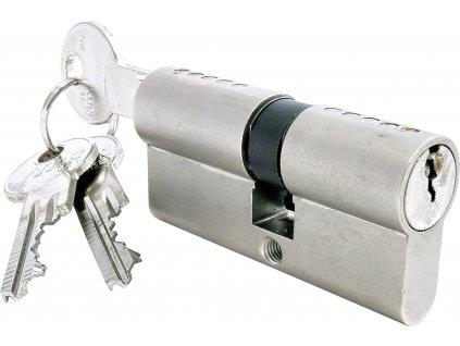 Vložka cylindrická 45/50 3kl. NI/R1 3. třída bezpečnosti STAR 70S