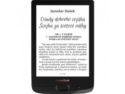 E-book 616 Basic Lux 2 Black POCKETBOOK