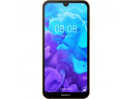 Y5 2019 DS Amber Brown HUAWEI