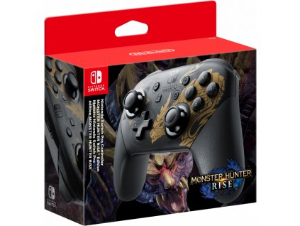 Nintendo Switch Pro Controller MONSTER