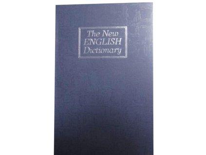 Trezor kniha 180x115x55mm MO