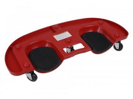 Klekátko pojízdné, 6 koleček, PH/gel