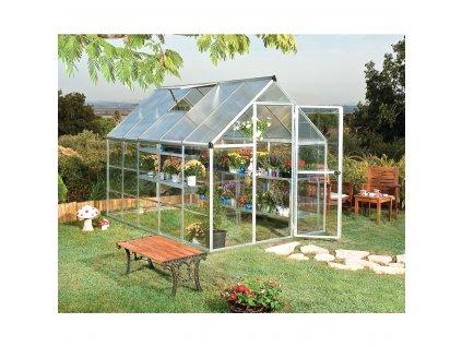 Palram hybrid 6x10 skleník