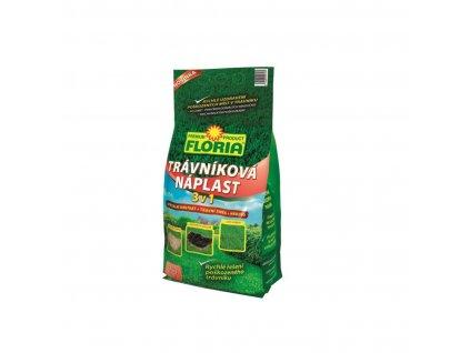 Náplast trávníková 1kg 3 v 1 FLORIA
