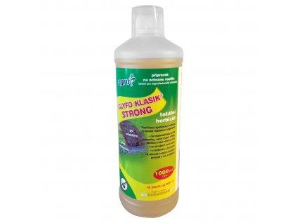 AGRO GLYFO Klasik Strong total.herbicid 1000ml