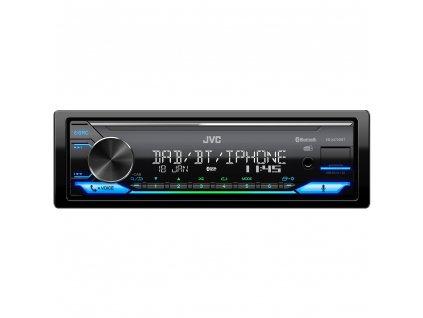 KD-X472DBT AUTORÁDIO BT/USB/MP3 JVC