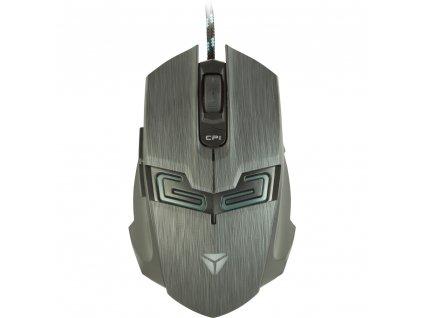 Yenkee YMS 3007 SHADOW Myš herní drátová