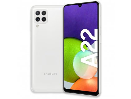 SM-A225 Galaxy A22 128GB White SAMSUNG