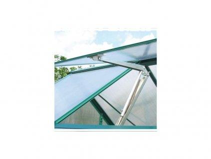 otvírač okenní ke skleníku automatický