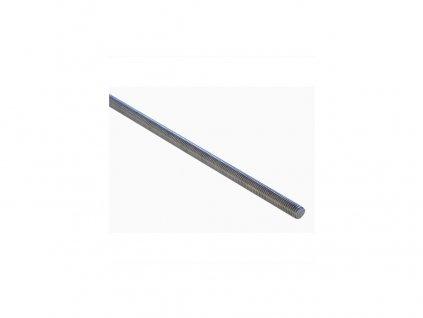Tyč závitová M 8 nerez  (1m) DIN 976 TP A2-50