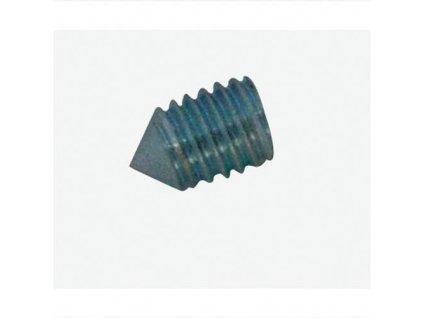 Šroub do klik M5x7 (červík)      (10ks)