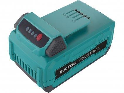 EXTOL INDUSTRIAL 8795600B1 baterie akumulátorová 40V, 2500mAh