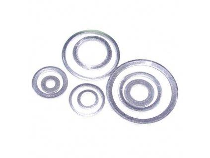 Těsnění kroužky Al T2/265    (30ks)