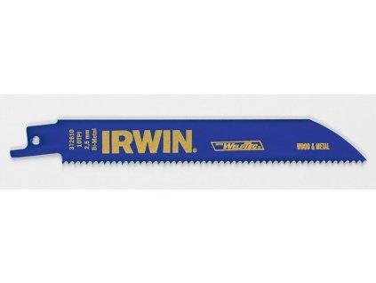 List pil. na kov a dřevo do mečových pil 150mm/10TPI IRWIN