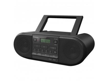 RX D500EG-K PŘENOSNÉ RÁDIO CD PANASONIC