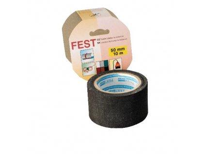 Páska kobercová 50mmx10m textilní mix barev  FEST TAPE
